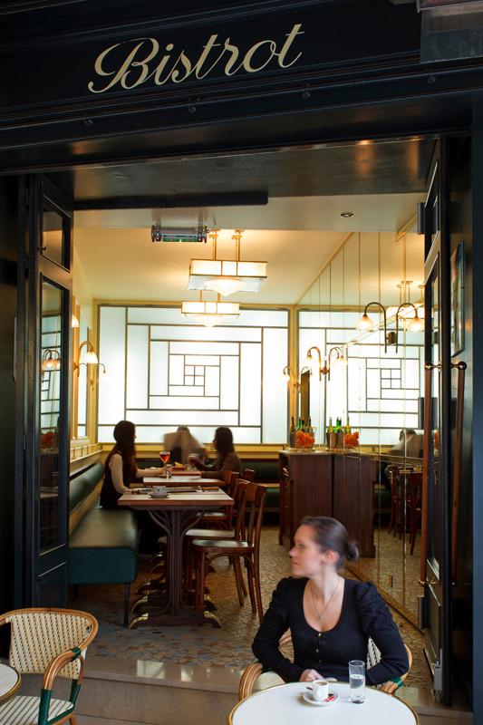 Extension du Café de la Banque