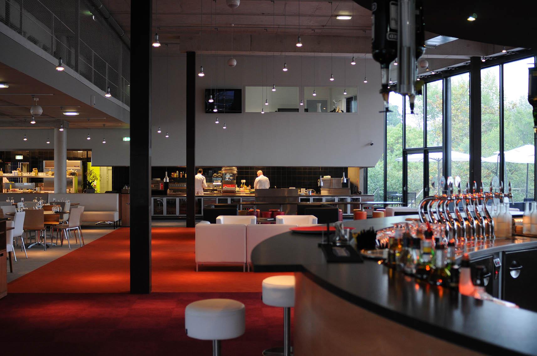Le BLOK : Brasserie - Bar sur mesure