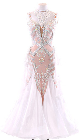 クリスアン製フルオーダードレス