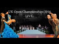 UKオープン2016 プロフェッショナルライジングスター ラテン
