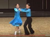 ジュニアⅠ10ダンス石垣和宏&中村安里(2012年ジュブナイルより)