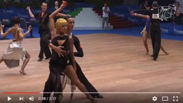 社交ダンス ドレス
