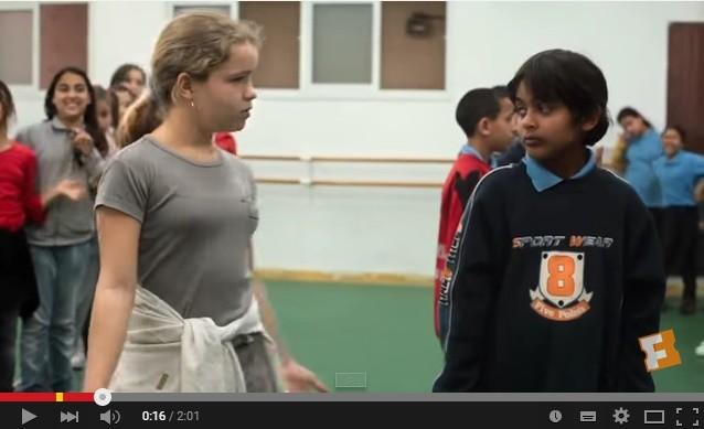 社交ダンス映画 ドキュメンタリー映画 『Dancing in Jaffa』 ヤッファでダンス
