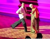 社交ダンス マイケル&ジョアンナ