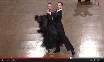 優勝パベル&マリア(ロシア)タンゴ動画2013年