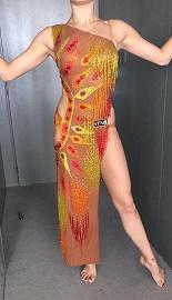 社交ダンス ドレス 衣装