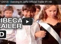 映画Dancing in Jaffa