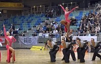 WDSFフォーメーションダンス