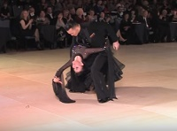 Victor Fung & Anastasia - Tango Windy City Open 2016