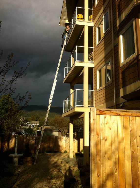 Strata Ladder and Pole Work 8