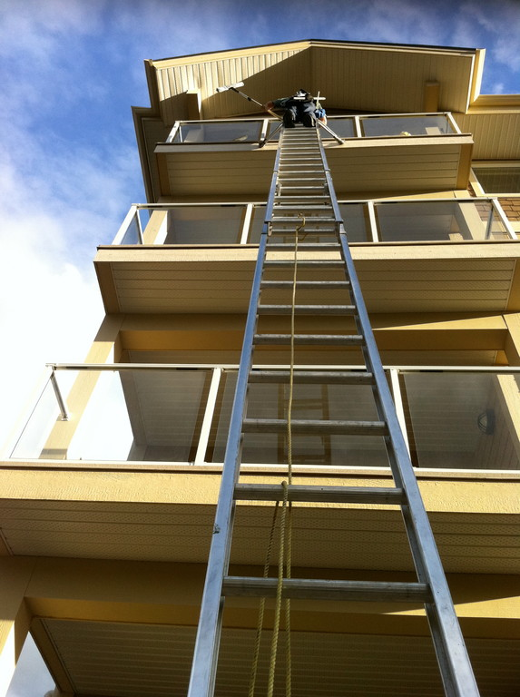 Strata Ladder and Pole Work 12