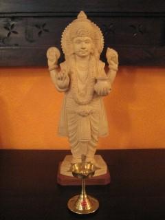 Dhanvantaram - Gott des Ayurveda
