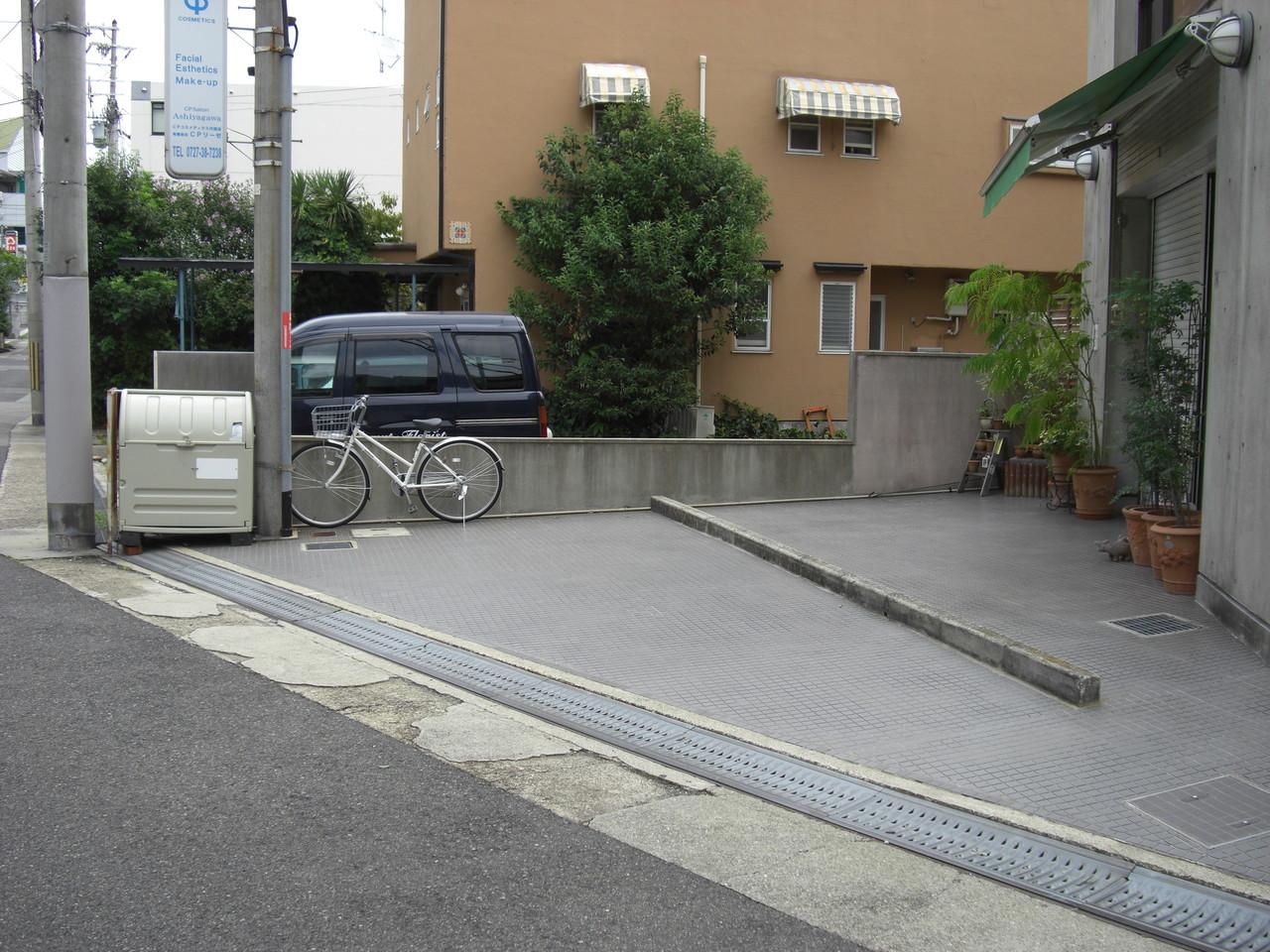 駐車場が空いていない時は教えて下さい!