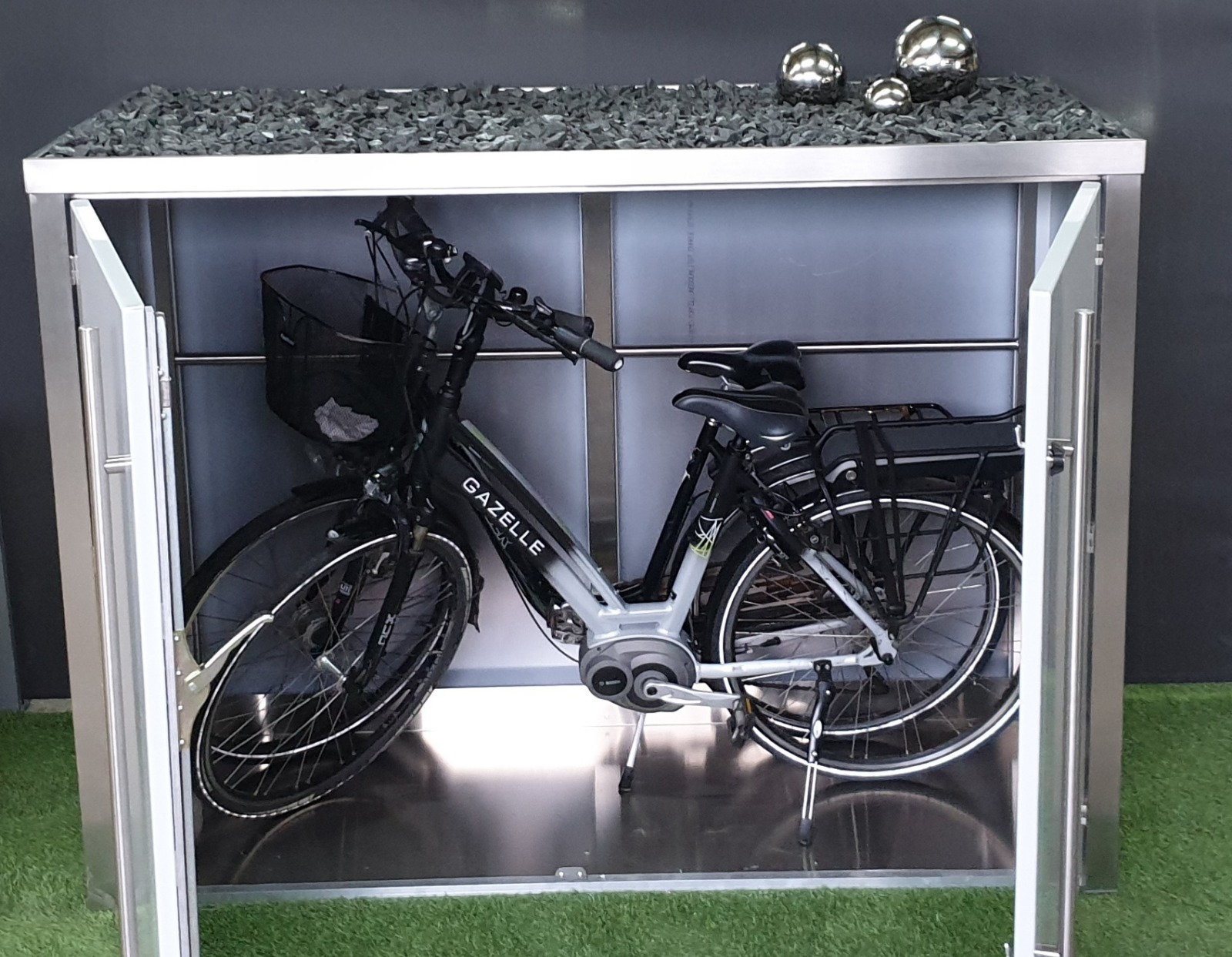 Fahrradgarage Zelda