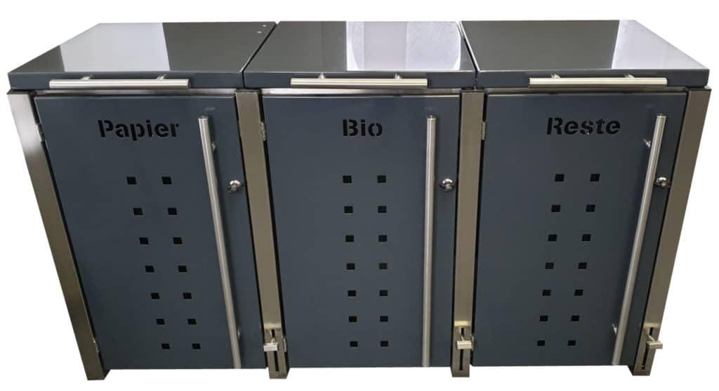 Mülltonnenbox Locco Riggs
