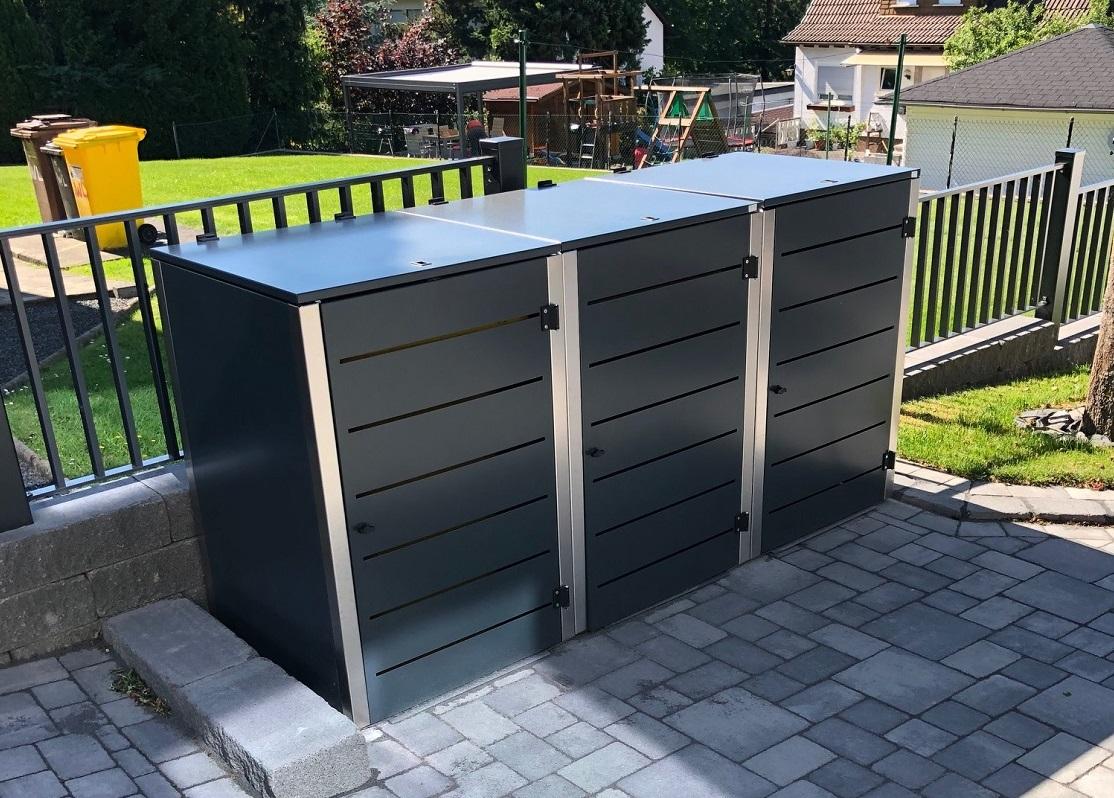 Mülltonnenbox 240 Liter