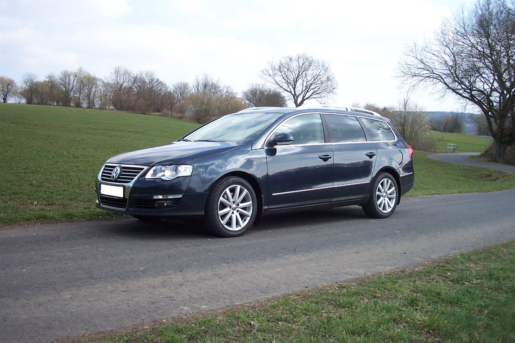 Passat 3C 4Motion 2.0 TDI-PD 170PS / 395 Nm