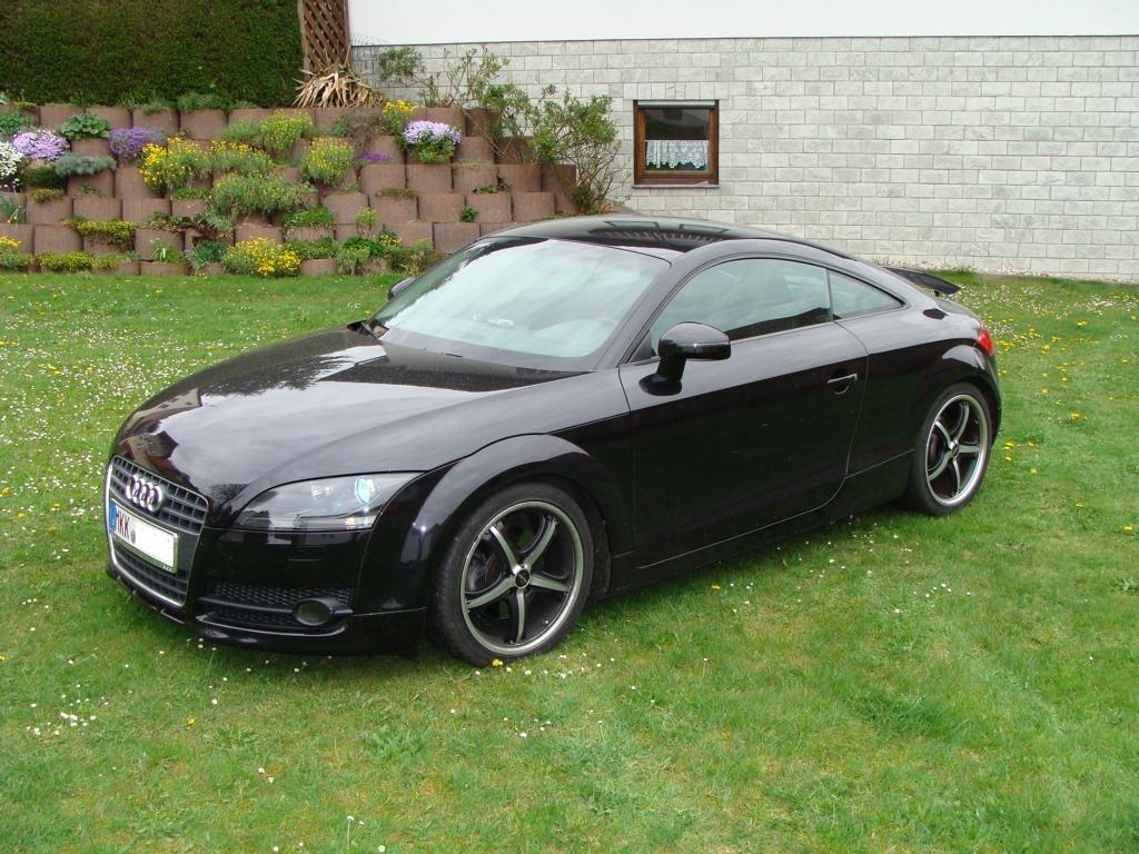 Audi TT 2.0 TFSI mit 252PS / 375Nm