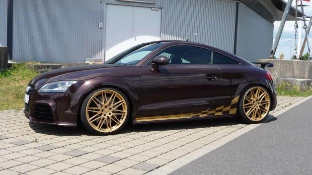 Audi TTRS 2.5 TFSI mit 380PS/550Nm