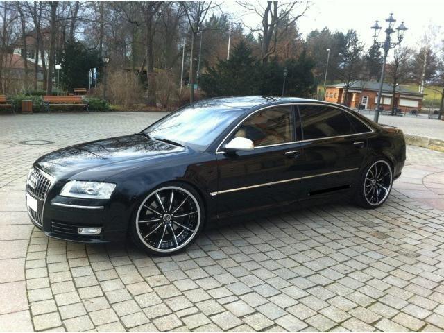 Audi A8 4.2 TDI V8 mit 376PS/790Nm