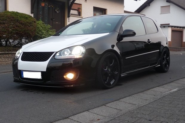Golf V GTI mit 255PS / 378 Nm