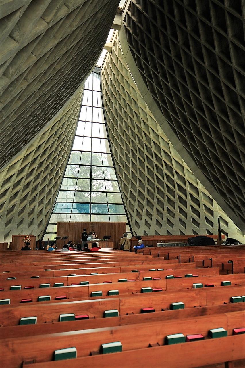 路思義教会