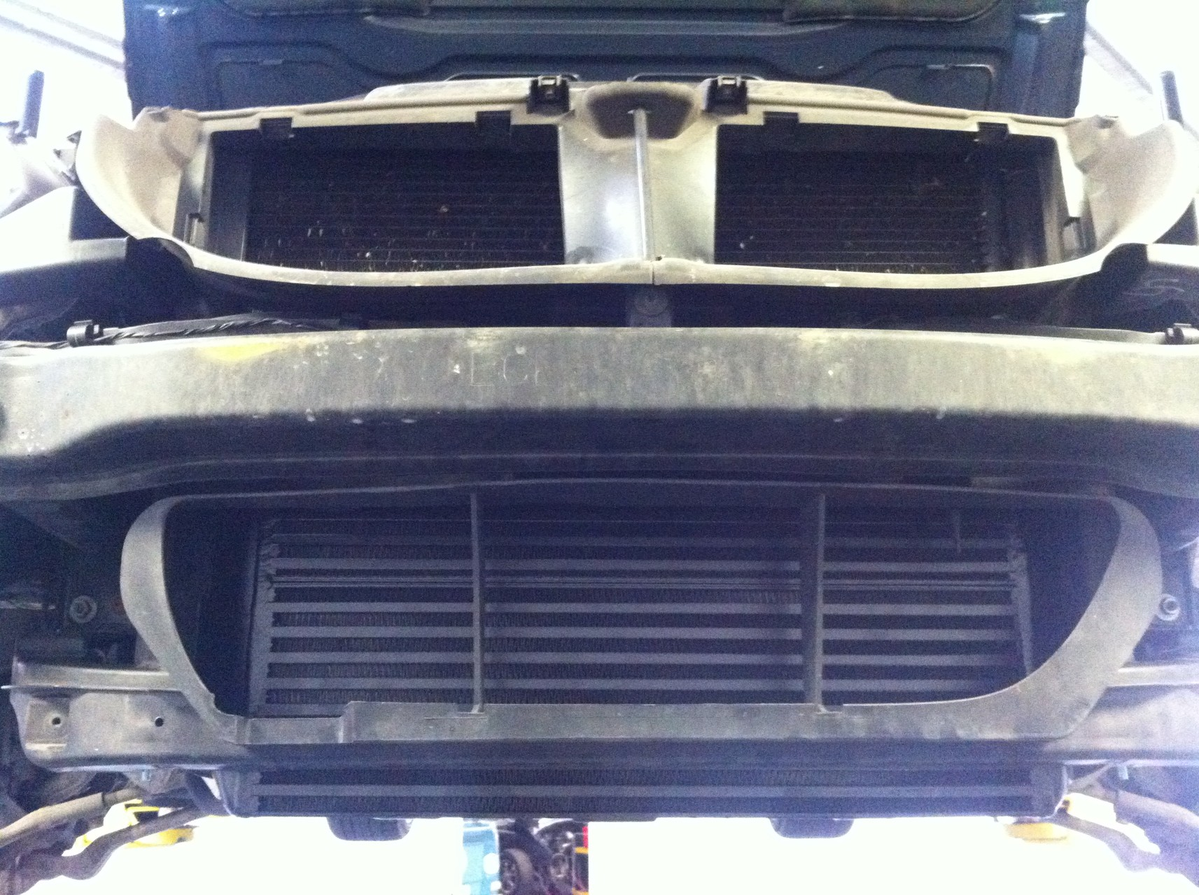 EVO 1 INTERCOOLER