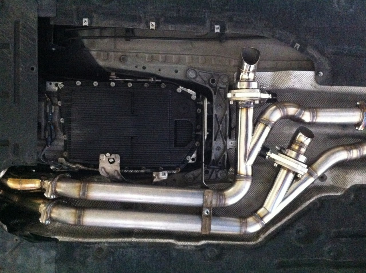 PRO EXHAUST SYSTEM
