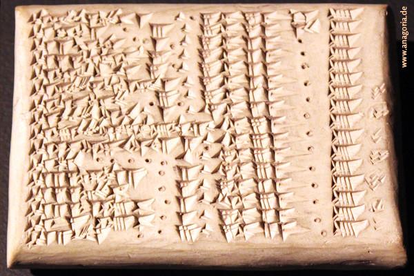tabla arcilla