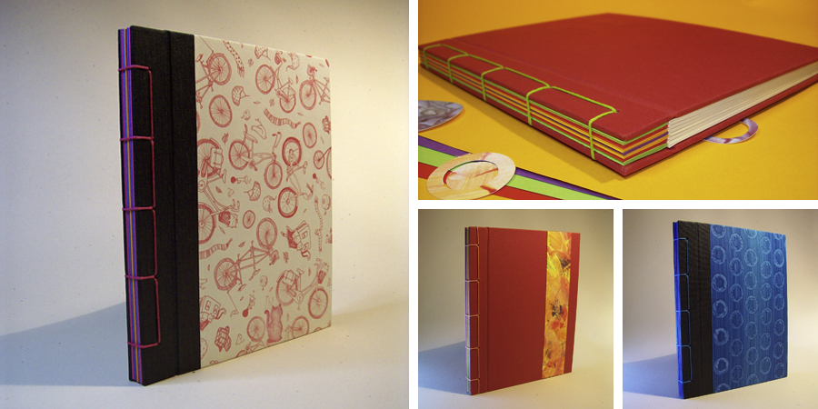 cuaderno arco iris