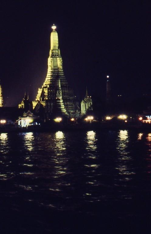 Wat Arun - Tempel der Morgenröte