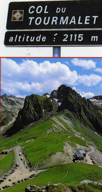 Postcard of France