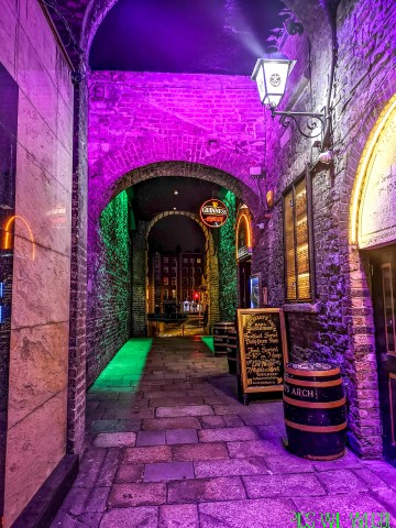 Dublin - Bezirk Temple Bar