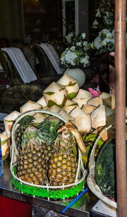 Ananas und Kokosnüsse- was brauchst du mehr zum Leben