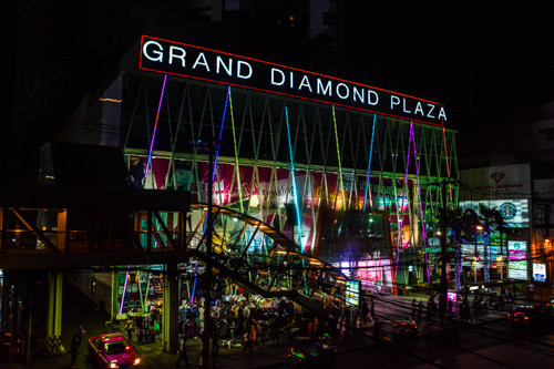 Irgendwo in Bangkok