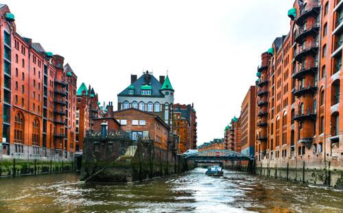 Speicherstadt, Fleet