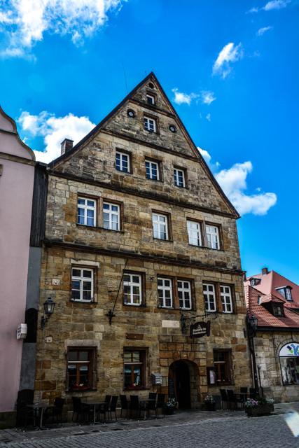 Bayreuths ältestes Haus (heute beherbergt es eine Gaststätte)