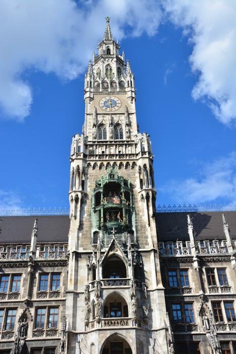Rathaus am Marienplatz