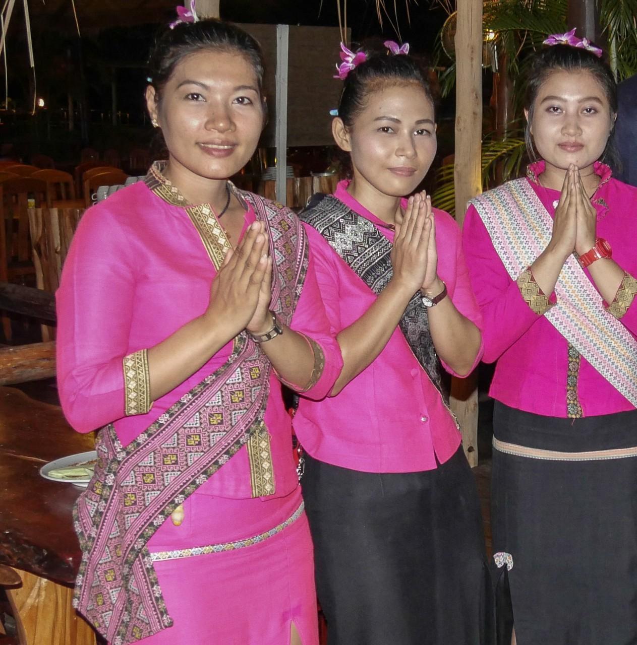 Thailändische Schönheit3n - oder doch aus Kambodscha?