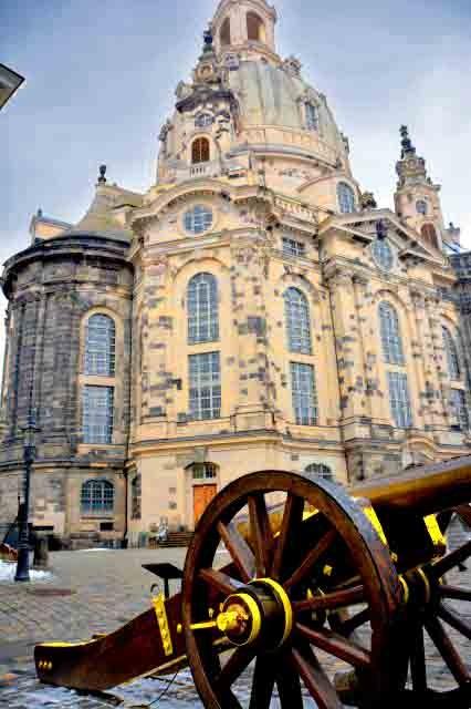 Frauenkirche: Dresden