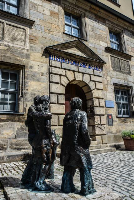 Das Historische Museum: Unbedingt mal reingehen - ich war da mal mit den Kids - ist wirklich sehr interessant, wenn man sich für die Bayreuther Historie interessiert