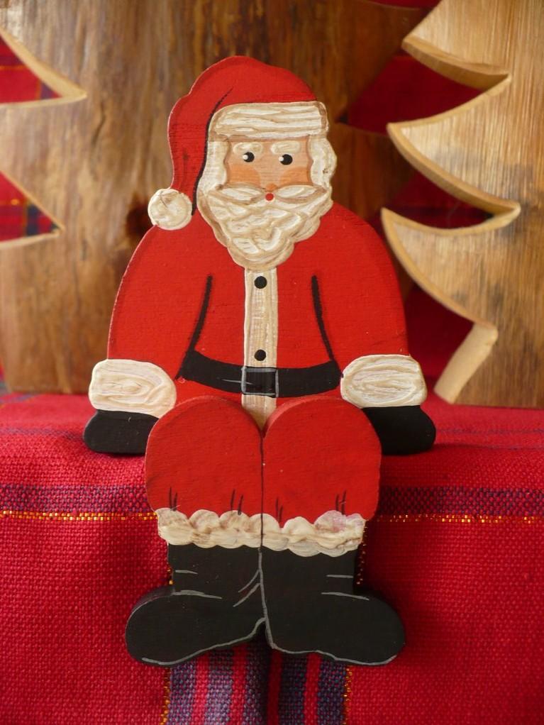 weihnachtliche anh nger von landart handbemalt. Black Bedroom Furniture Sets. Home Design Ideas