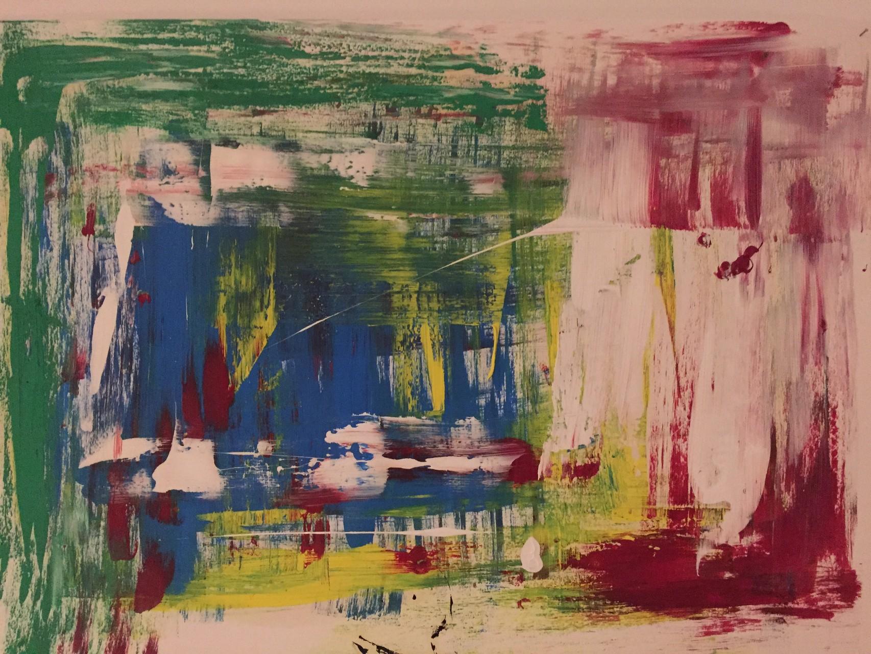 Farbenrausch 60 x 42  Preis: 60E