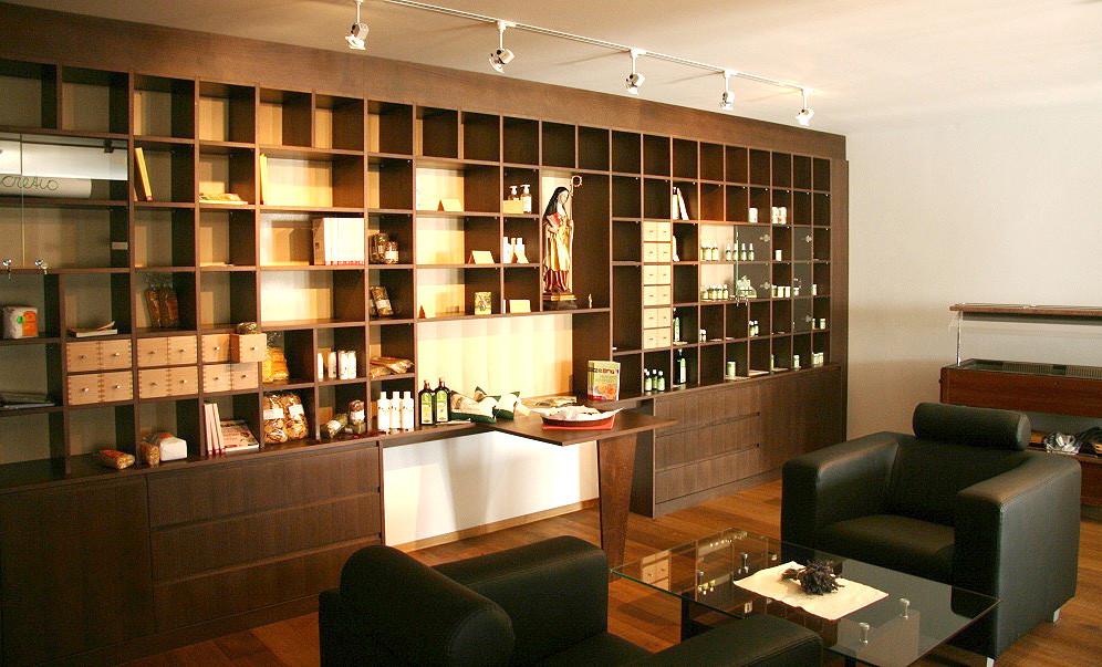 Hildegard Produkte im Hildegardhotel