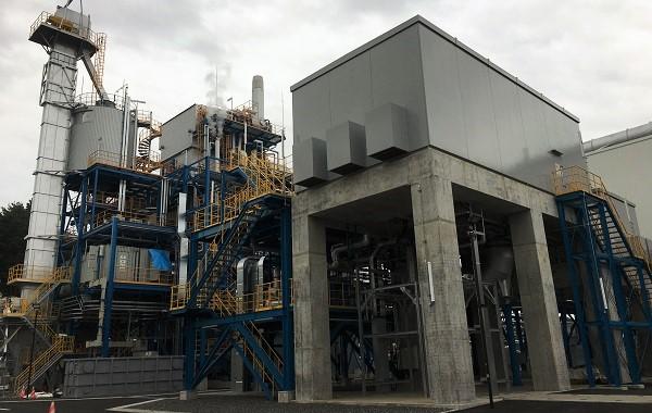 野田バイオマス発電所