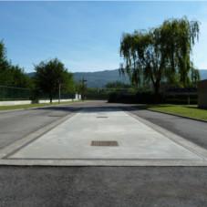 pese in cemento Rovereto Trento