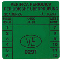 collaudo e certificazioni pese a ponte e bilance Rovereto Trento