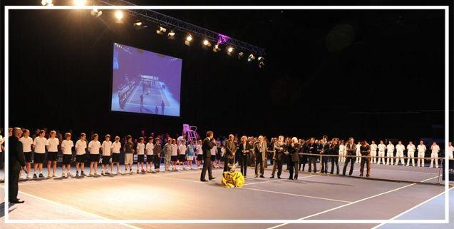 1ère édition de l'Open de Caen au Zénith.
