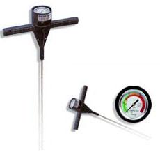 pénétromètre analogique avec jauge -  détermine la pression des sols - Agralis