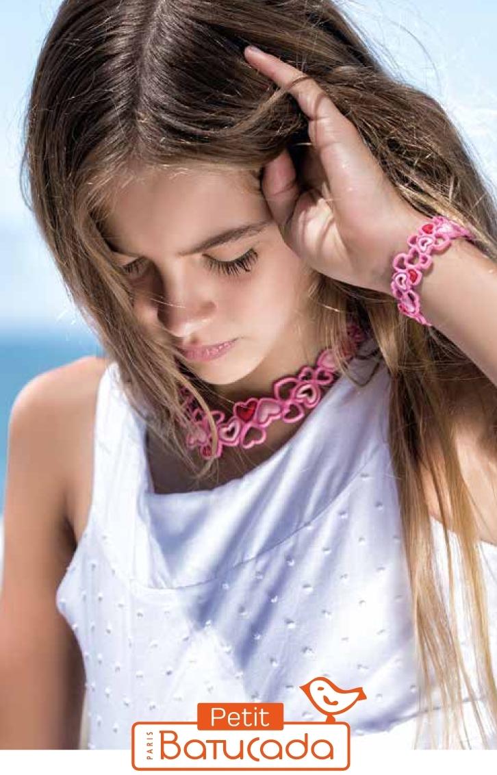 """Kinder-Halskette """"Love"""""""